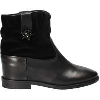 Čevlji  Ženske Gležnjarji Tommy Hilfiger FW0FW03435 Črna