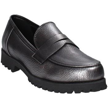 Čevlji  Ženske Mokasini Grace Shoes 0215 Siva