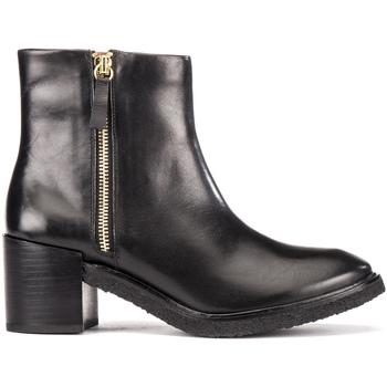 Čevlji  Ženske Gležnjarji Lumberjack SW50703 002 Črna