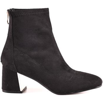 Čevlji  Ženske Gležnjarji Gold&gold B18 GY07 Črna