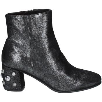 Čevlji  Ženske Gležnjarji Elvio Zanon I5503G.ELZMPHANTRA Črna