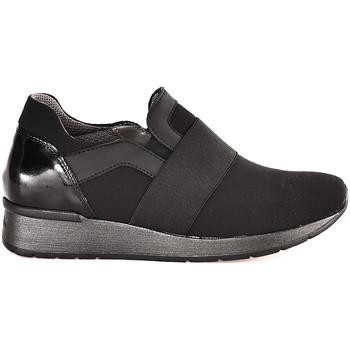 Čevlji  Ženske Slips on Melluso R25018T Črna