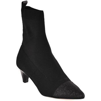 Čevlji  Ženske Gležnjarji Carmens Padova A42395 Črna