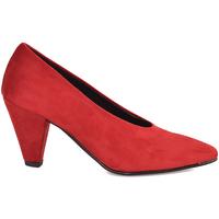Čevlji  Ženske Salonarji Grace Shoes 2735 Rdeča