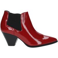 Čevlji  Ženske Gležnjarji Janet&Janet 42300 Rdeča