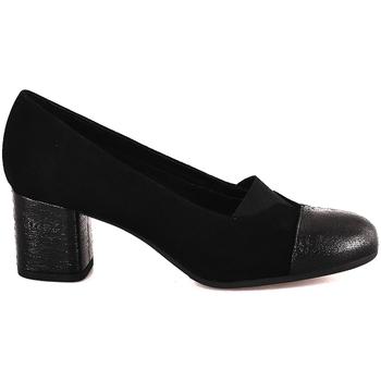 Čevlji  Ženske Salonarji Grunland SC4044 Črna