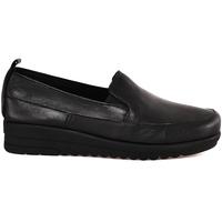 Čevlji  Ženske Mokasini Grunland SC3985 Črna