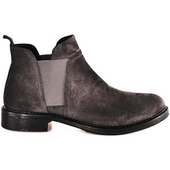 Čevlji  Ženske Gležnjarji Mally 5948 Siva