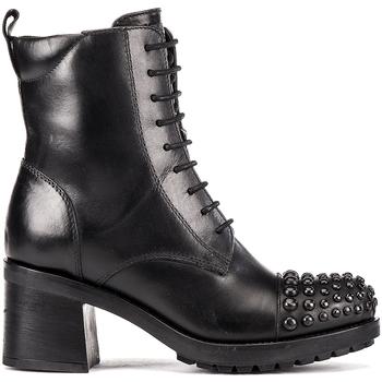 Čevlji  Ženske Gležnjarji Lumberjack SW49501 001 Q12 Črna