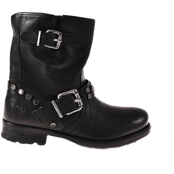 Čevlji  Ženske Gležnjarji Lumberjack SW53001 002 Q12 Črna