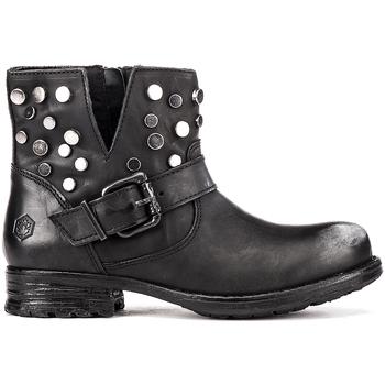 Čevlji  Ženske Gležnjarji Lumberjack SW53003 001 Q12 Črna