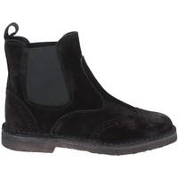 Čevlji  Ženske Gležnjarji Rogers 3085D Črna