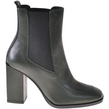 Čevlji  Ženske Gležnjarji Elvio Zanon I0906X Zelena