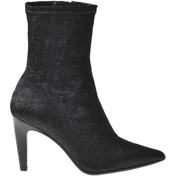 Čevlji  Ženske Gležnjarji Elvio Zanon I2906X Črna