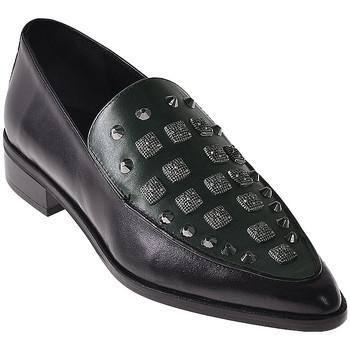 Čevlji  Ženske Mokasini Elvio Zanon I7703G Črna