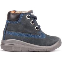 Čevlji  Otroci Polškornji Lumberjack KB48301 001 D01 Modra