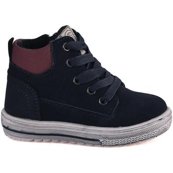 Čevlji  Otroci Visoke superge Grunland PP0352 Modra