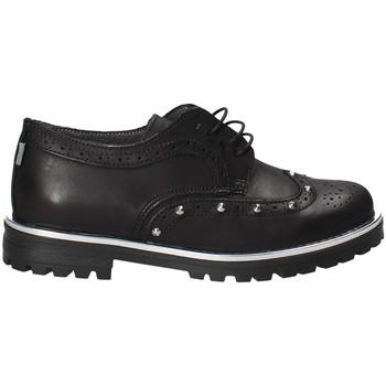 Čevlji  Otroci Čevlji Derby Melania ME6205F8I.A Črna
