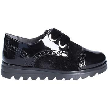 Čevlji  Otroci Čevlji Derby Melania ME6218F8I.C Črna