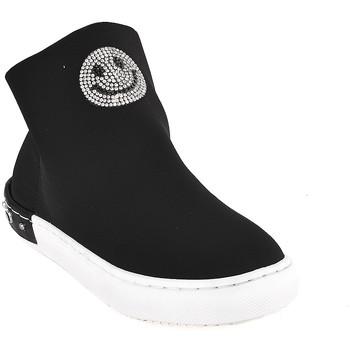 Čevlji  Otroci Visoke superge Holalà HS0015T0002J Črna