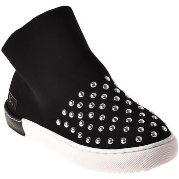 Čevlji  Otroci Visoke superge Joli JS0019T0039J Črna