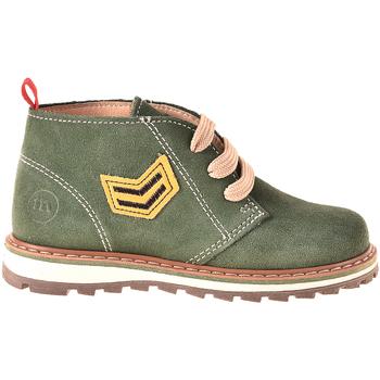 Čevlji  Otroci Polškornji Melania ME2032D8I.E Zelena
