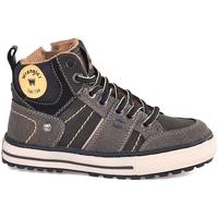 Čevlji  Otroci Visoke superge Wrangler WJ18213 Črna