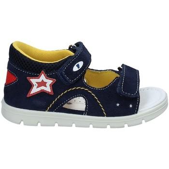 Čevlji  Deklice Športni sandali Falcotto 1500680-01-9101 Modra
