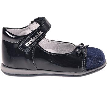 Čevlji  Deklice Balerinke Melania ME0149A8I.B Modra