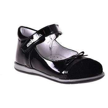 Čevlji  Deklice Balerinke Melania ME0149A8I.A Črna