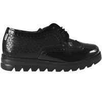 Čevlji  Otroci Čevlji Derby Melania ME6214F8I.B Črna