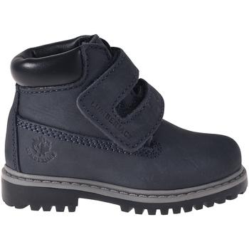 Čevlji  Otroci Polškornji Lumberjack SB05301 006 D01 Modra