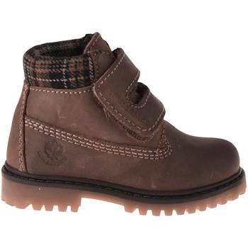 Čevlji  Otroci Polškornji Lumberjack SB05301 006 H01 Rjav