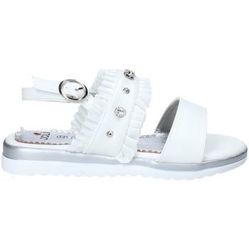 Čevlji  Deklice Sandali & Odprti čevlji Joli JT0045S Biely