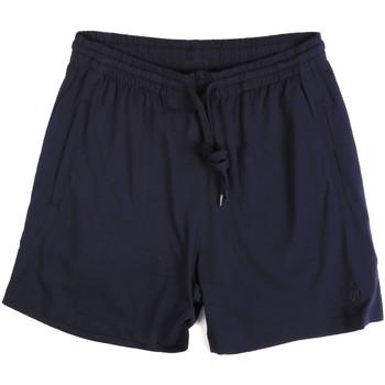 Oblačila Moški Kratke hlače & Bermuda Key Up 2M955 0001 Modra