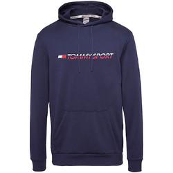 Oblačila Moški Puloverji Tommy Hilfiger S20S200067 Modra