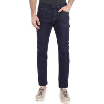 Oblačila Moški Kavbojke slim Calvin Klein Jeans K10K102969 Modra