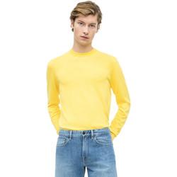 Oblačila Moški Puloverji Calvin Klein Jeans K10K103690 Rumena