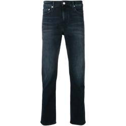 Oblačila Moški Kavbojke slim Calvin Klein Jeans J30J311732 Modra