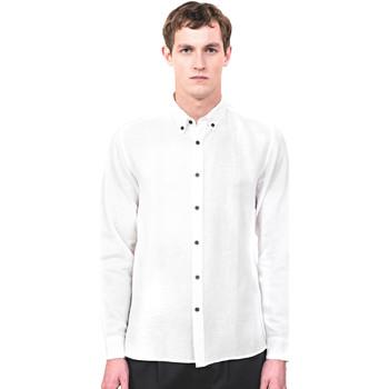 Oblačila Moški Srajce z dolgimi rokavi Antony Morato MMSL00530 FA400051 Bež