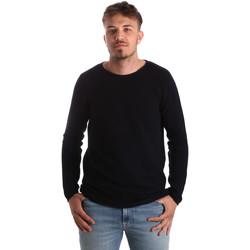 Oblačila Moški Puloverji Antony Morato MMSW00938 YA100018 Modra