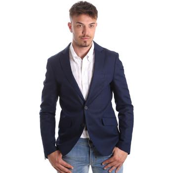 Oblačila Moški Jakne & Blazerji Antony Morato MMJA00388 FA400060 Modra