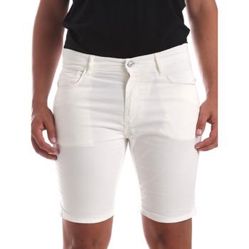 Oblačila Moški Kratke hlače & Bermuda Antony Morato MMSH00140 FA800109 Biely