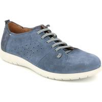 Čevlji  Moški Nizke superge Grunland SC4445 Modra