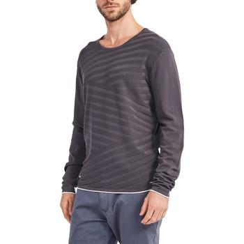 Oblačila Moški Puloverji Gaudi 911FU53018 Siva