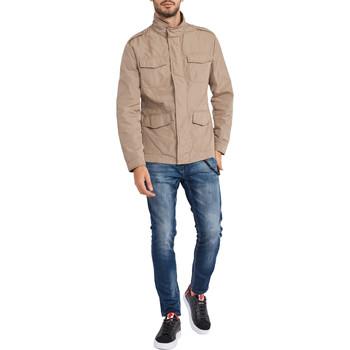 Oblačila Moški Jakne & Blazerji Gaudi 911BU35006 Bež
