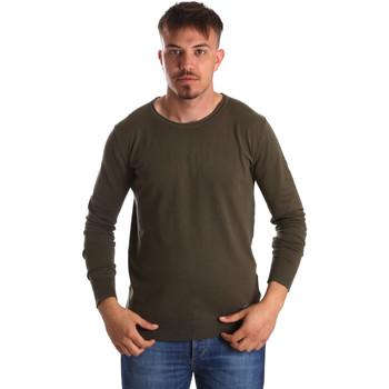 Oblačila Moški Puloverji Gaudi 911BU53010 Zelena