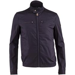 Oblačila Moški Jakne Lumberjack CM37824 002 505 Modra