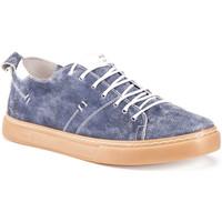 Čevlji  Moški Nizke superge Lumberjack SM60205 001 A01 Modra