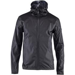 Oblačila Moški Vetrovke Lumberjack CM45823 002 412 Črna